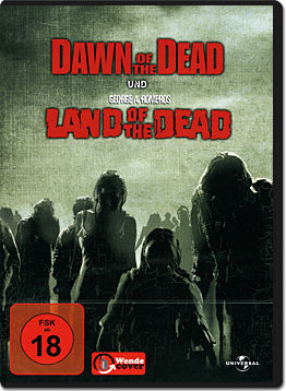 Dawn of the Dead & Land of the Dead (2 DVDs)