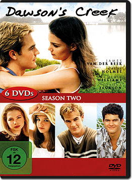 Dawson's Creek: Season 2 Box (6 DVDs)