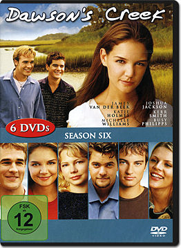 Dawson's Creek: Season 6 Box (6 DVDs)