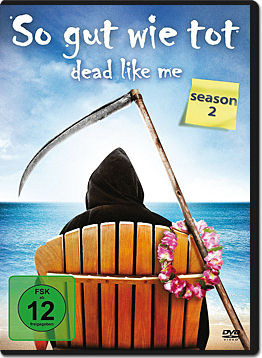 Dead Like Me: Season 2 Box (4 DVDs)