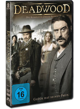 Deadwood: Season 2 Box (4 DVDs)
