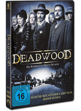 Deadwood: Season 3 Box (4 DVDs)