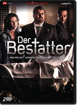 Der Bestatter: Staffel 2 Box (2 DVDs)