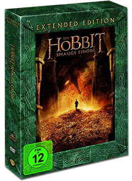 Der Hobbit 2: Smaugs Einöde - Extended Edition (5 DVDs)