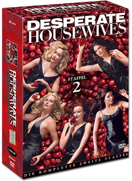 Desperate Housewives: Staffel 2 (7 DVDs)