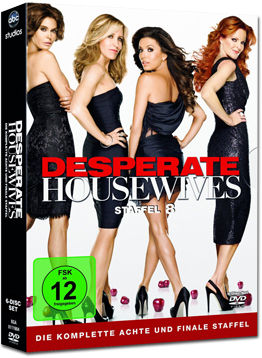 Desperate Housewives: Staffel 8 (6 DVDs)