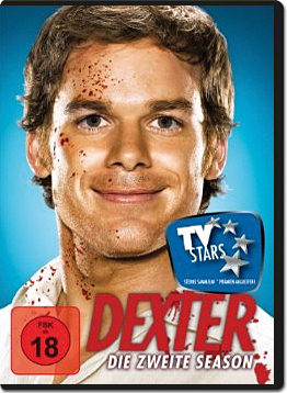 Dexter: Season 2 Box (4 DVDs)