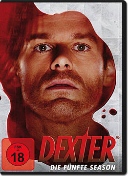 Dexter: Staffel 5 (4 DVDs)