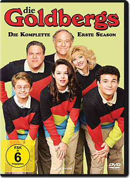 Die Goldbergs: Staffel 1 Box (3 DVDs)
