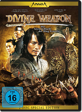 Divine Weapon - Special Edition (2 DVDs)