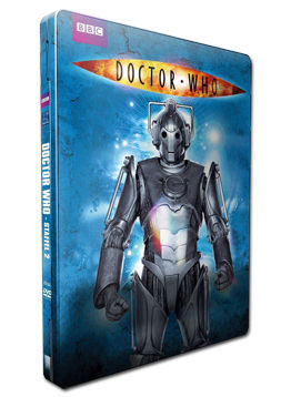 Doctor Who: Staffel 02 Box - Limited Edition (6 DVDs)
