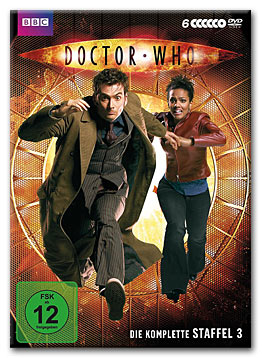 Doctor Who: Staffel 3 Box (6 DVDs)