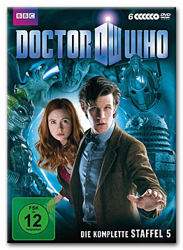 Doctor Who: Staffel 5 Box (6 DVDs)