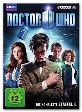 Doctor Who: Staffel 6 Box (6 DVDs)