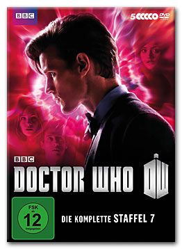 Doctor Who: Staffel 7 Box (5 DVDs)