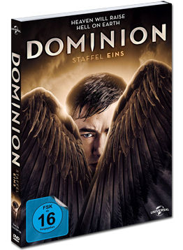 Dominion: Staffel 1 Box (3 DVDs)
