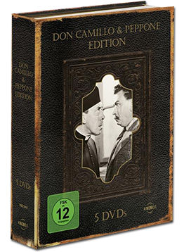 Don Camillo & Peppone - Special Edition Box (5 DVDs)