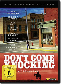 Don't come knocking - Digipack (2 DVDs)
