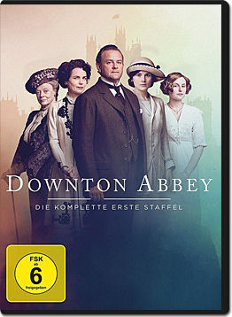 Downton Abbey: Staffel 1 Box (3 DVDs)