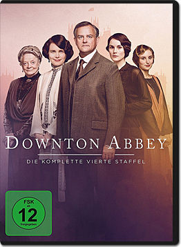 Downton Abbey: Staffel 4 (4 DVDs)