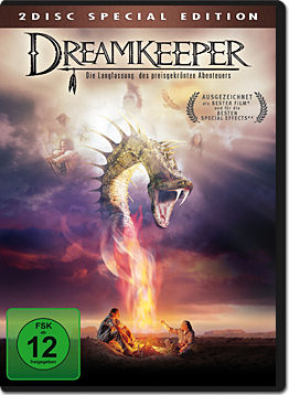 Dreamkeeper - Special Edition (2 DVDs)