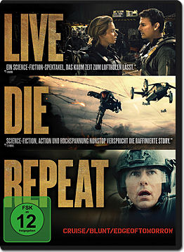 Live. Die. Repeat.