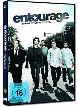 Entourage: Staffel 5 Box (2 DVDs)