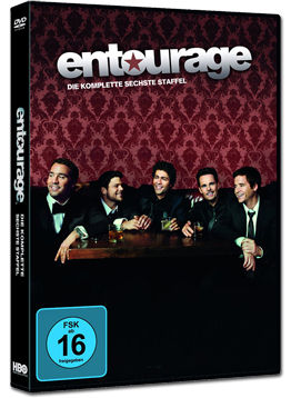 Entourage: Staffel 6 Box (2 DVDs)
