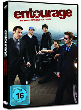 Entourage: Staffel 7 Box (2 DVDs)