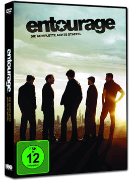 Entourage: Staffel 8 Box (2 DVDs)