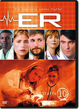 Emergency Room: Staffel 10 Box (3 DVDs)