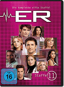 Emergency Room: Staffel 11 Box (3 DVDs)