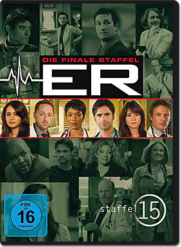 Emergency Room: Staffel 15 Box (3 DVDs)