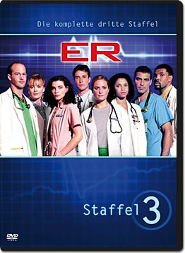 Emergency Room: Staffel 03 Box (4 DVDs)