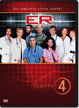 Emergency Room: Staffel 04 Box (3 DVDs)
