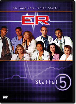 Emergency Room: Staffel 05 Box (3 DVDs)