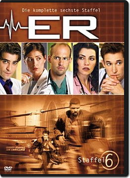 Emergency Room: Staffel 06 Box (3 DVDs)