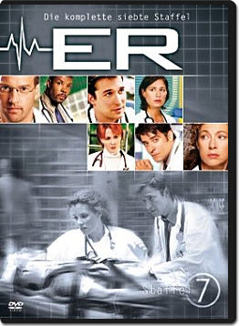 Emergency Room: Staffel 07 Box (3 DVDs)