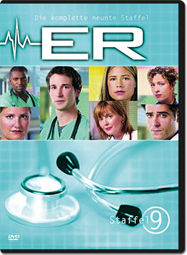 Emergency Room: Staffel 09 Box (3 DVDs)