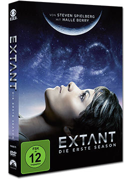 Extant: Staffel 1 (4 DVDs)