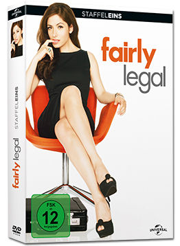 Fairly Legal: Staffel 1 Box (3 DVDs)