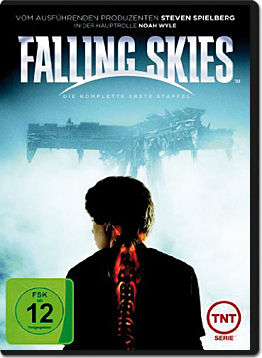 Falling Skies: Staffel 1 Box (3 DVDs)