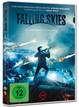 Falling Skies: Staffel 4 Box (3 DVDs)