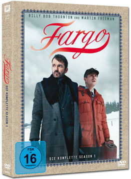 Fargo: Staffel 1 Box (4 DVDs)