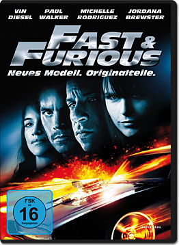 The Fast and the Furious 4: Fast & Furious