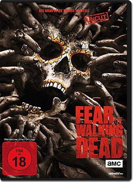 Fear the Walking Dead: Staffel 2 (4 DVDs)