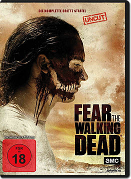 Fear the Walking Dead: Staffel 3 (4 DVDs)
