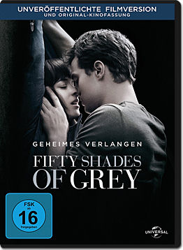 Fifty Shades of Grey 1: Geheimes Verlangen