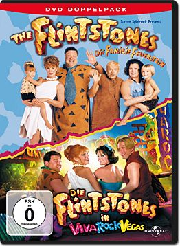 The Flintstones: Doppelpack (2 DVDs)