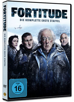 Fortitude: Staffel 1 Box (3 DVDs)